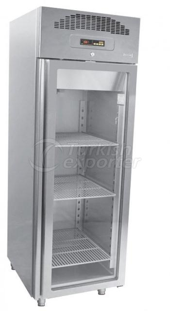 Glass One-Door Refrigerators