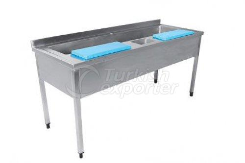 Fish Cleaning Counter
