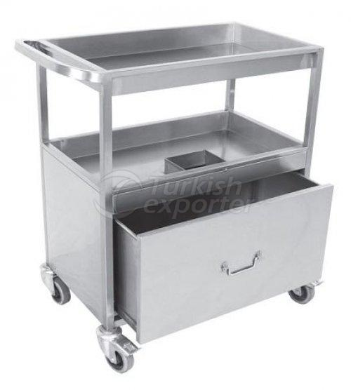Juice Service Trolley