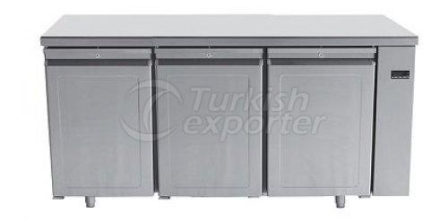 Counter Type Refrigerators