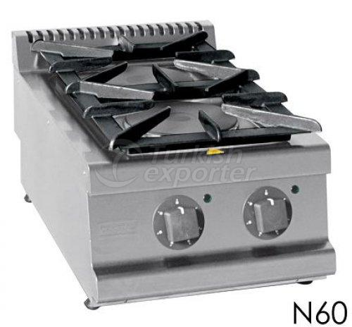 Open Gas Cooker