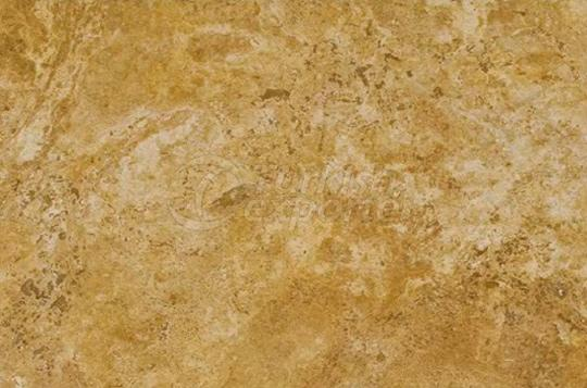 Travertine Crosscut Yellow