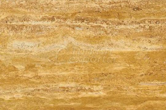 Travertine Veincut Yellow