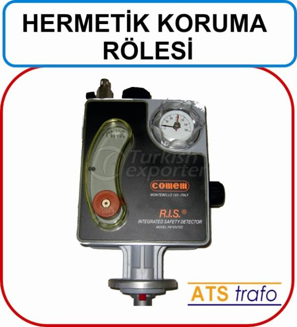 Hermetic Protection Relay