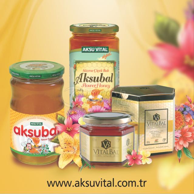 Natural Polyflora Honey Pine Honey