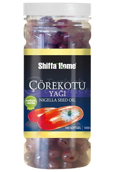 Nigella Seed Black Seed Oil Softgel