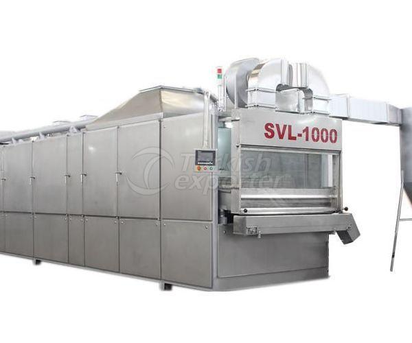 Drying and Roasting Ovens SVL1000