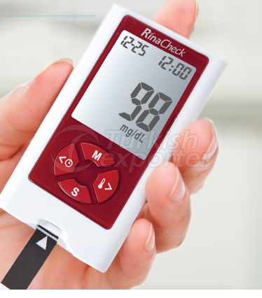 RinaCheck Blood PRessure monitoring