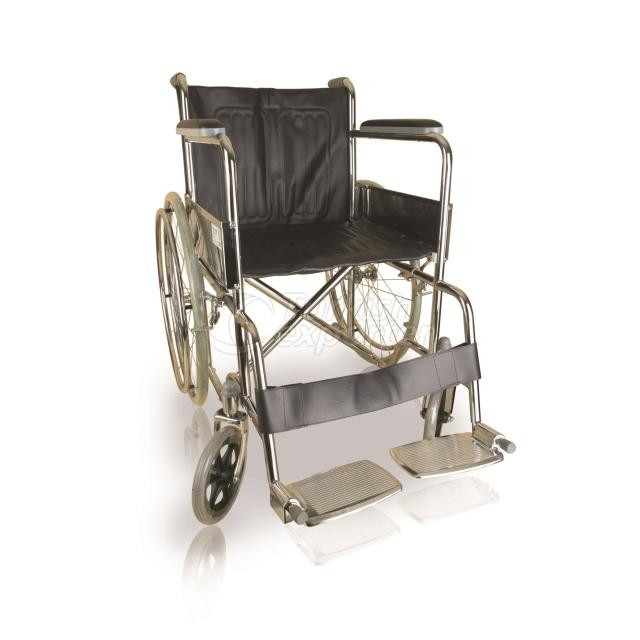 Wicromed Wheelchair Manuel