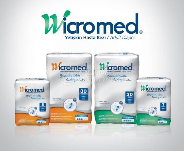 Wicromed Adult Diaper