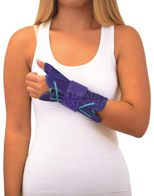 Hand Wrist Splint With Thumb Support