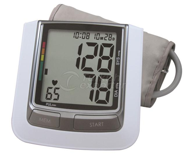 Blood Pressure Monitor talking