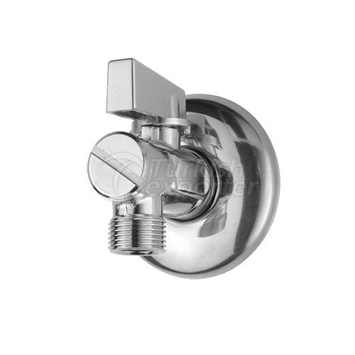Angle Valve with Filter