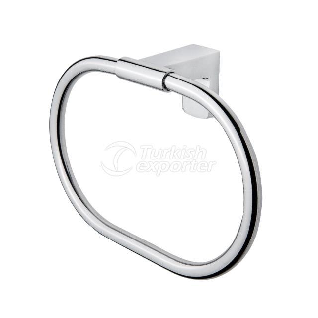 Premium Ring Towel Bar