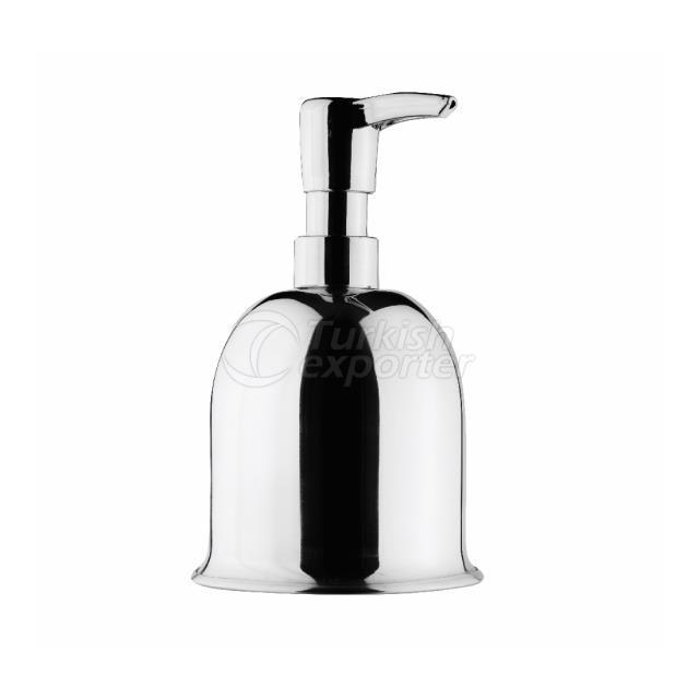Dali Chrome Liquid Soap Dispenser