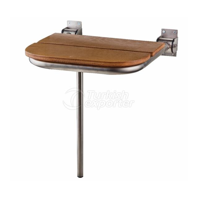 Disabled Wood Shower Chair