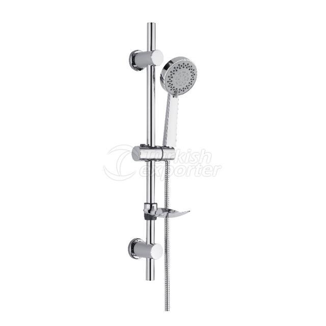 Dinamic Sliding Shower Set