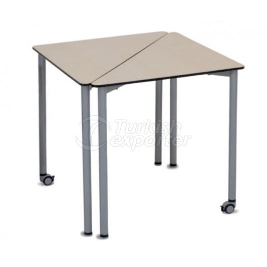 Triangle Table Line