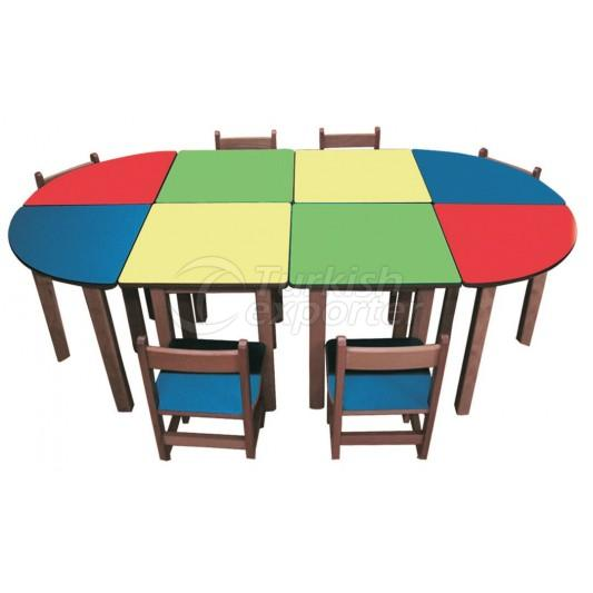 Oval Table Sets