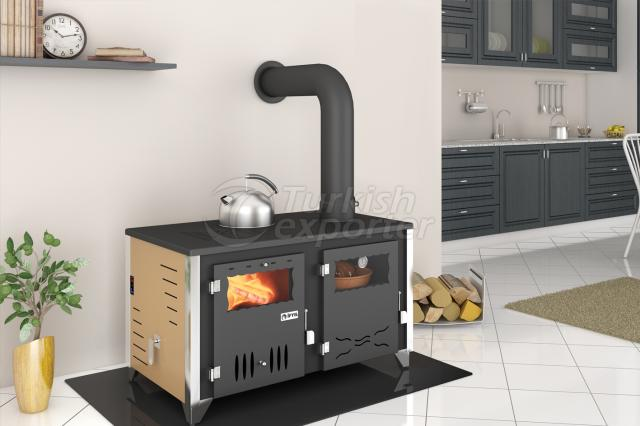 Wood - Coal Stove Ayder