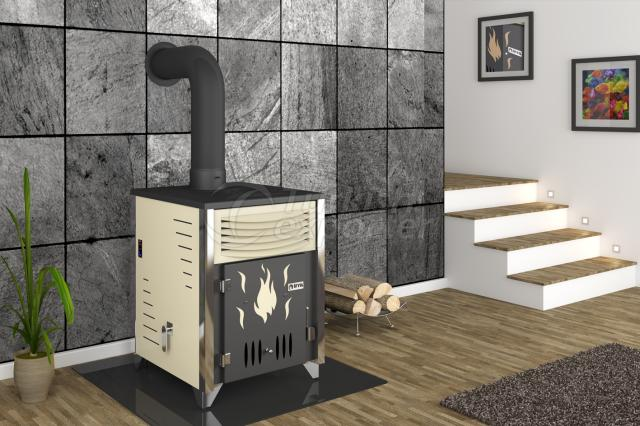 Wood - Coal Stove Canik