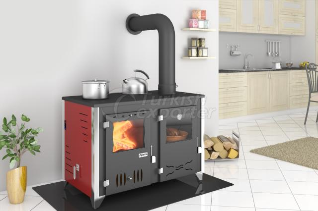 Wood - Coal Stove Zigana