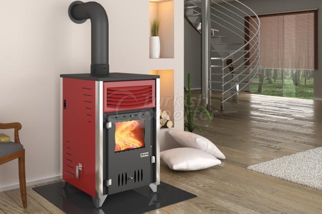 Wood - Coal Stove Ilgaz
