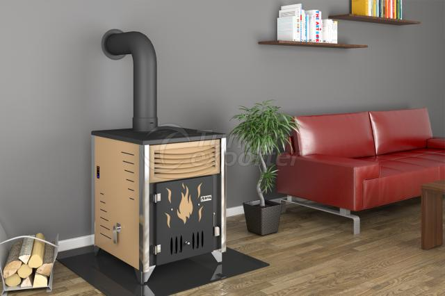 Wood - Coal Stoves Hitit