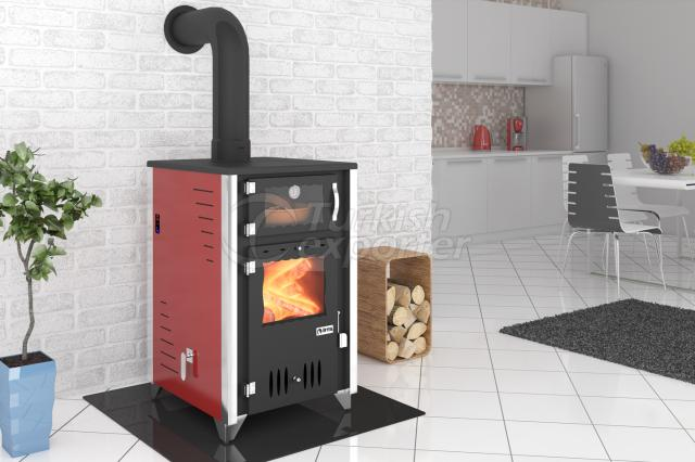 Wood - Coal Stove Avanos