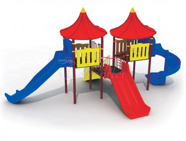 Metal Kids Playgrounds 233725