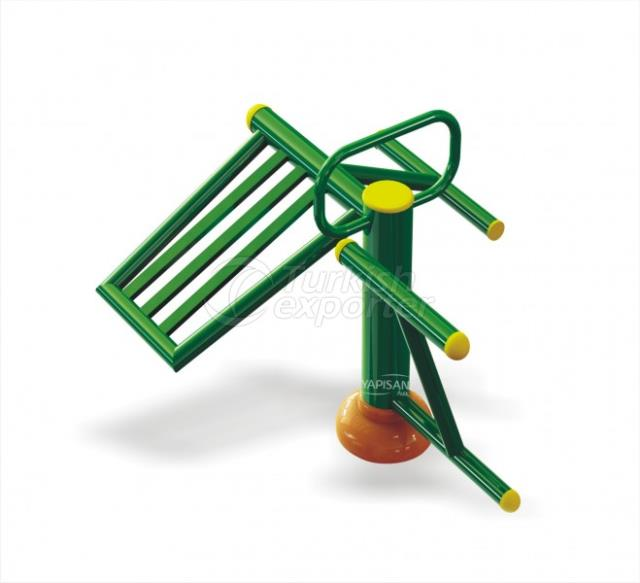 Outdoor Fitness Equipments 003359