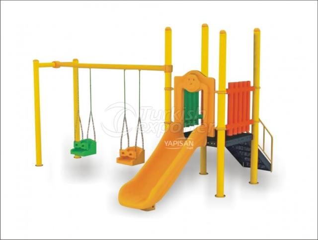 Metal Kids Playgrounds 181453