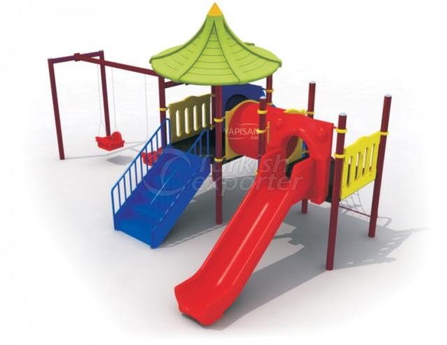 Metal Kids Playgrounds 233825