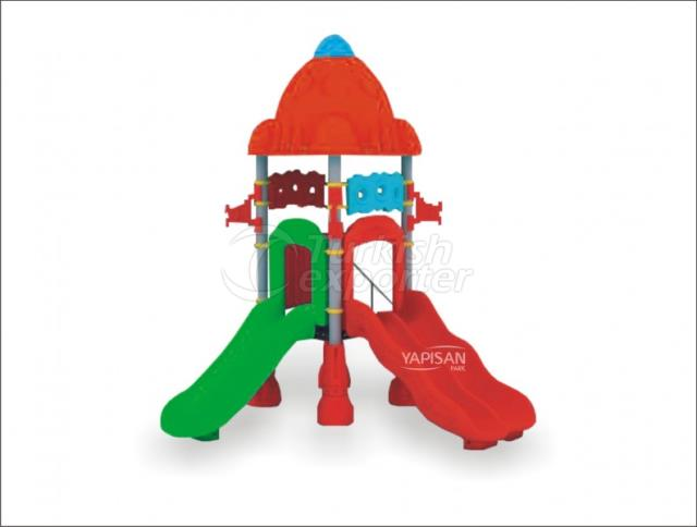 Space Playgrounds 154349