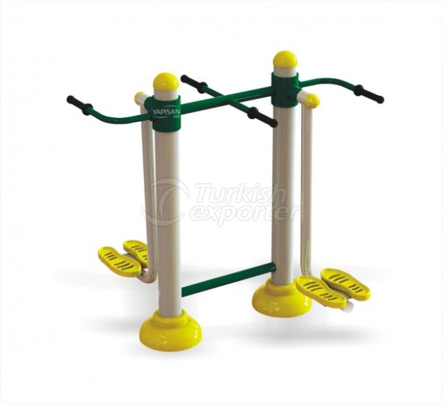 Outdoor Fitness Equipments 003618