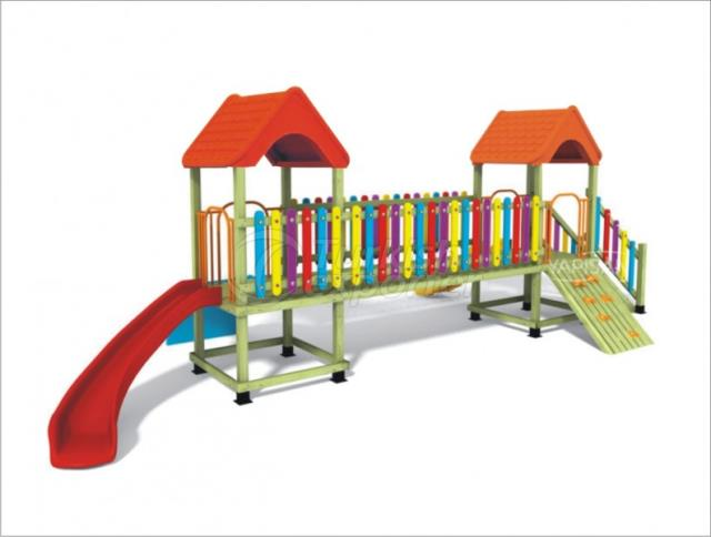 Wooden Kids Playgrounds 143938