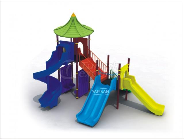 Metal Kids Playgrounds 181535