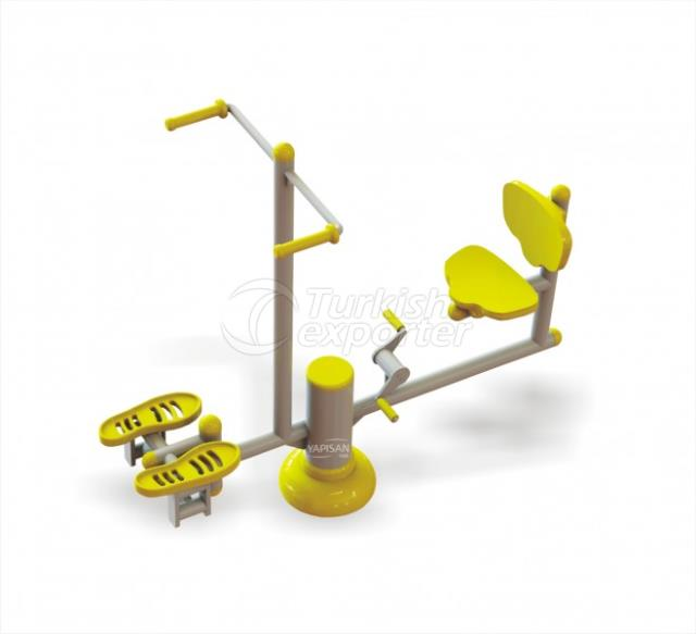 Outdoor Fitness Equipments 003637