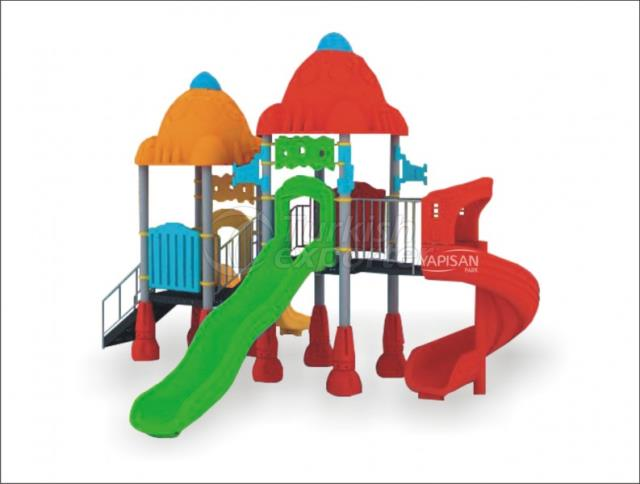 Space Playgrounds 154425