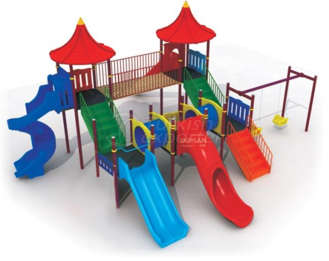 Metal Kids Playgrounds 233935