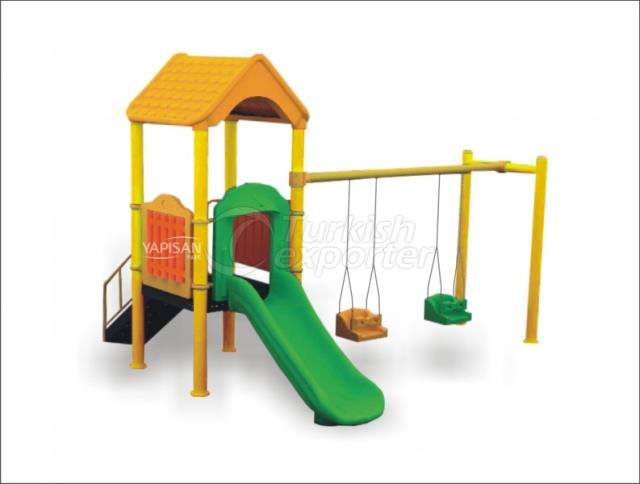 Metal Kids Playgrounds 180441