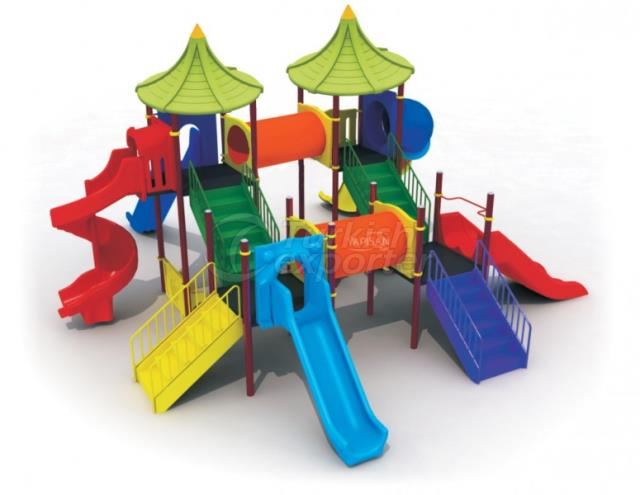 Metal Kids Playgrounds 234020