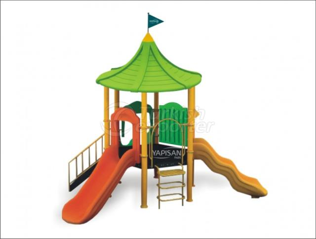 Metal Kids Playgrounds 180653