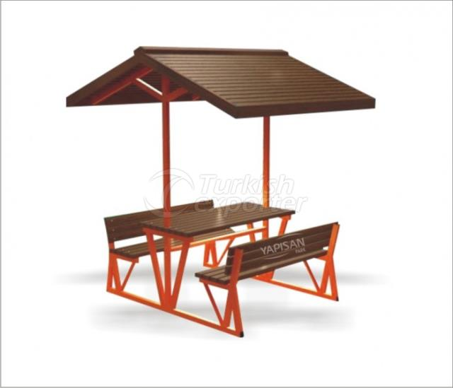 Picnic Tables 000945