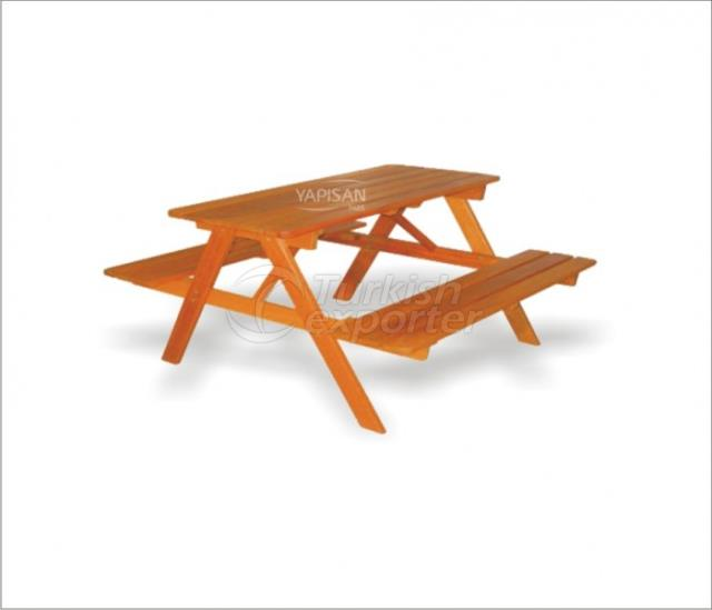 Picnic Tables 001054