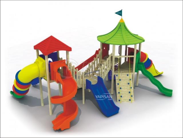 Wooden Kids Playgrounds 144139