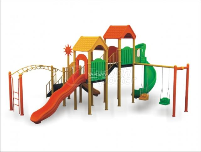 Metal Kids Playgrounds 180536