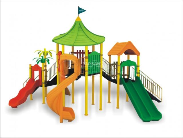 Metal Kids Playgrounds 180744