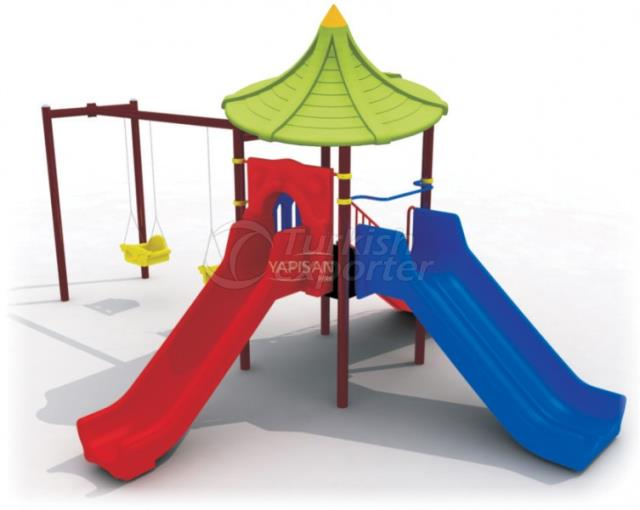 Metal Kids Playgrounds 233759