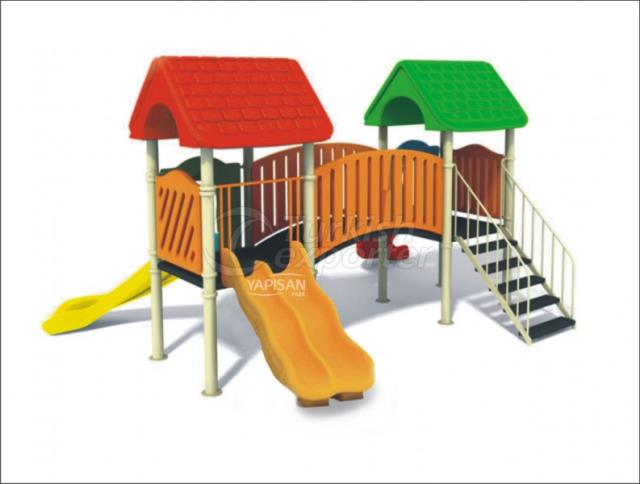 Metal Kids Playgrounds 181714